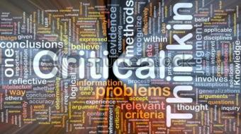Critical thinking in school