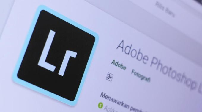 Learning and Teaching Adobe Lightroom - TTA